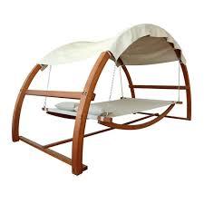 Hammocks Lowes Leisure Season Sbwc402 Swing Bed With Canopy Lowe U0027s Canada