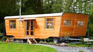 beautiful double wide wohlwagen xl tiny house twin caravan youtube