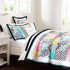 Comenity Pottery Barn Kids Pottery Barn Teen Patch It To Me Quilt U0026 2 Shams Bedding Set Full