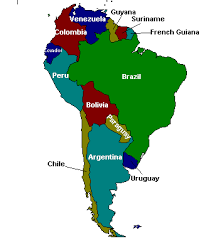 south america map bolivia usgs minerals information south america