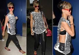 Basta Quem - NOTÍCIAS - Rihanna usa camiseta com letras de música de  #ZM26