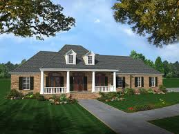 Colonial Plans House Plan 59075 At Familyhomeplans Com