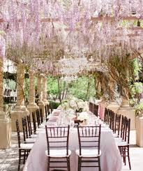 outdoor christmas banquet decorating ideas with crystal chandelier