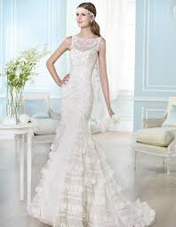 Stylish Wedding Dresses Stylish Women Bridal Wedding Wear Gown Trends 2014 Weddings Eve
