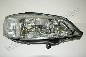 98 03 opel astra g headlight front lamp right 99 00 01 ebay