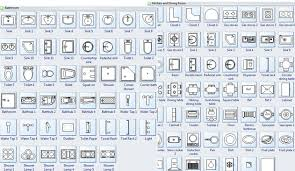 Kitchen And Bathroom Ideas Symbols For Building Plan Bath Kitchen