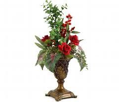 silk flower arrangements magnificent silk arrangements for home