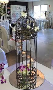 birdcage centerpieces finally a mock birdcage centerpiece weddingbee