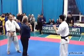 imagenes gif karate 3 second karate match best funny gifs updated daily