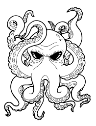 a common octopus tattoo drawing photos pictures and sketches