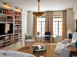 Home Office With Sofa Small Living Room Decorating Ideas With A White Contemporary Sofa