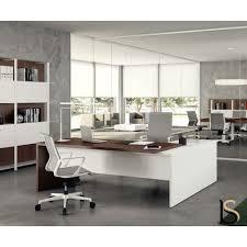 bureau coloré bureau d angle t45 bi colore quadrifoglio bureaux de direction q