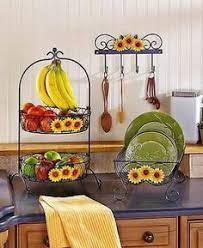 sunflower kitchen decorating ideas sunflower string bouquet crafty sunflowers