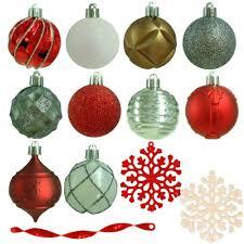 Christmas Decorations Home Depot Martha Stewart Living Christmas Ornaments Christmas Tree