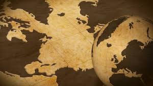 Coldharbour Treasure Map Treasure Map Black And White