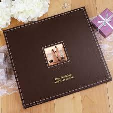 engraved wedding albums custom made wedding albums personalized wedding photo books memory