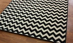 Black And White Rugs Black And White Chevron Area Rug Boulevard Light Grey Chevron