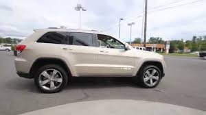 tan jeep cherokee 2014 jeep grand cherokee limited tan ec541949 mt vernon