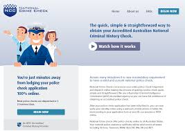 is an online police check actually safe and secure jackcola org