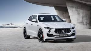 maserati suv 2017 maserati levante by startech review gallery top speed