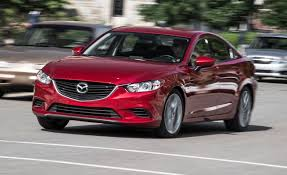 mazda reviews 2016 mazda 6 2 5l manual first drive u2013 review u2013 car and driver