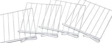 closet shelf dividers for wire shelves home design ideas