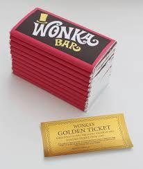 wonka bars where to buy willy wonka chocolate bar party invite forward design