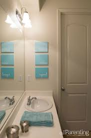 Bathroom Art Ideas For Walls Diy Bathroom Canvas Art