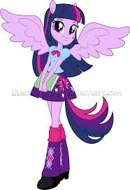 eg mlp eg the equestria girls twilight vector by electricgame