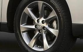 tire size lexus rx 350 2011 lexus rx 350 tire size specs view manufacturer details