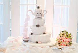 a stylish alice wedding theme with lovely details by love the