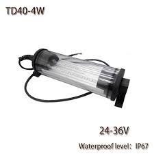 explosion proof led work light hntd 4w dc 24v 36v led work light waterproof ip67 explosion proof
