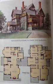 Victorian Era House Plans Vintage Victorian House Plans Classic Victorian Home Plans