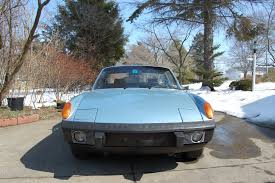 1973 porsche 914 the latest addition 1974 porsche 914 1 8 ran when parked