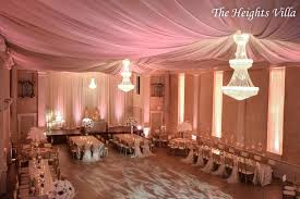 houston venues wedding venue the heights villa houston tx