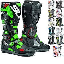 dirt bike motorcycle boots sidi crossfire 2 srs motocross boots dirt bike enduro moto x off