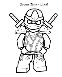 lego ninjago coloring pages to download and print for free