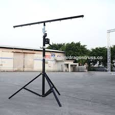 stage lighting tripod stands china portable lighting truss dj stand from guangzhou wholesaler