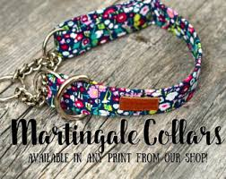 tuesday collar etsy martingale collar etsy