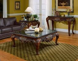 Coffee And End Table Sets Coffee And End Table Sets Iron Wood