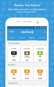 free gift cards app appbounty free gift cards android free appbounty
