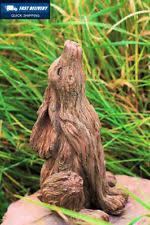 wooden animals sculptures ebay