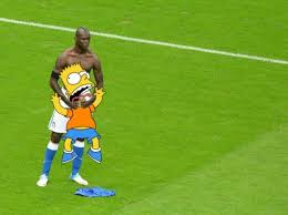 Balotelli Meme - balotelli memes on twitter balotelli vs bart simpson http t co