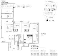 The Parc Condo Floor Plan Bellewaters Ec Floor Plans
