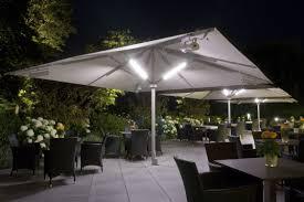 offset patio umbrella with led lights informative outdoor umbrella with solar lights offset patio led
