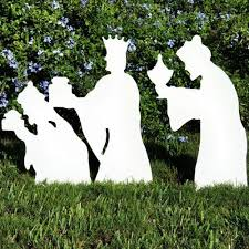Outdoor Christmas Nativity Decorations by Best 25 Outdoor Nativity Sets Ideas On Pinterest Outdoor