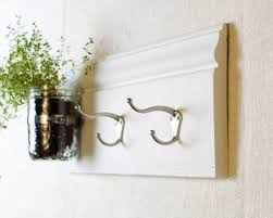 Decorative Coat And Hat Hooks New Wall Coat Hangers With Silver Hanger Hook Design Idea For