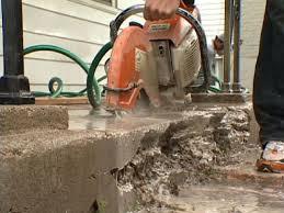 Patio Cover Repair by How To Repair Concrete Cracks How Tos Diy