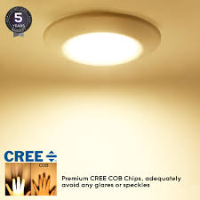 13w dimmable retrofit led surface u0026 recessed light torchstar