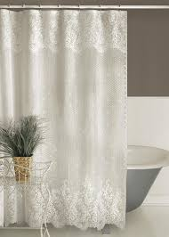 Eyelet Shower Curtains White 10 Of The Prettiest Shower Curtains Macys Drapes Bedroom Beautiful